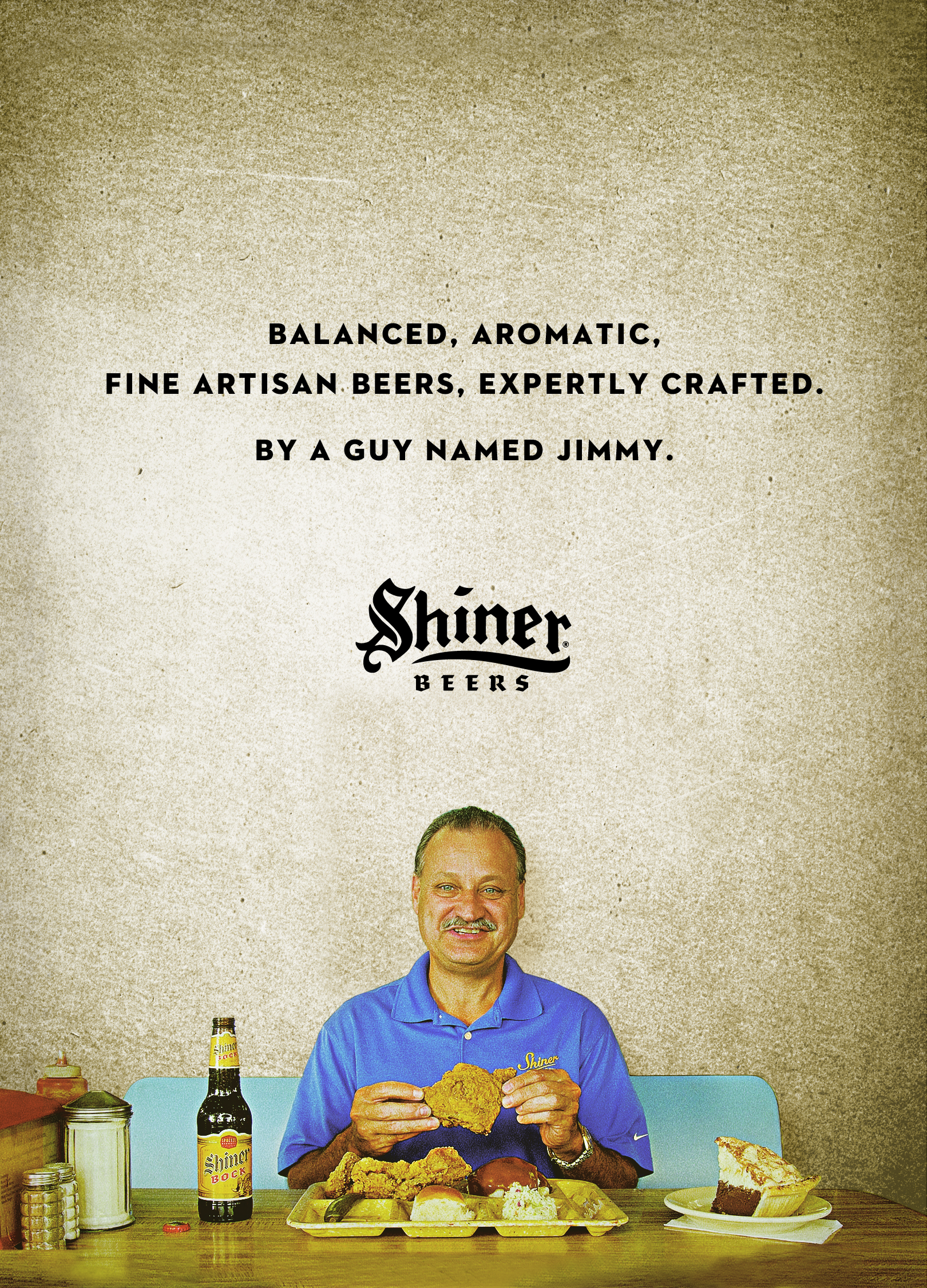 Shiner - Jimmy Ad